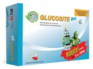 GLUCOSITE Gel MONSTER PACK 10x 2 ml
