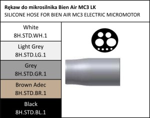 Rękaw do mikrosilnika Bien Air MC3 LK