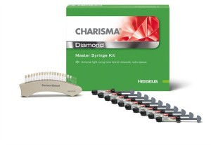 Charisma Diamond  Master Kit Asortyment