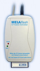 MELAflash CF-Card-Printer Melag