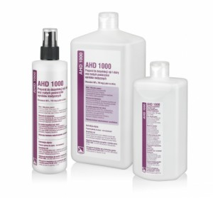 PŁYN DO DEZYNFEKCJI AHD 1000 -250ML SPRAY